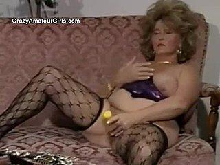 Zrelé mama Vintage porna